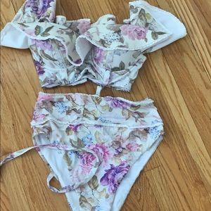Beach riot bikini